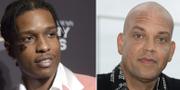 Asap Rocky och Quincy Jones III. TT