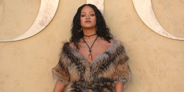 Rihanna. Willy Sanjuan / TT / NTB Scanpix