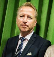 Arkivbild. Jonas Olavi, i mitten. Emma-Sofia Olsson/SvD/TT / TT NYHETSBYRÅN