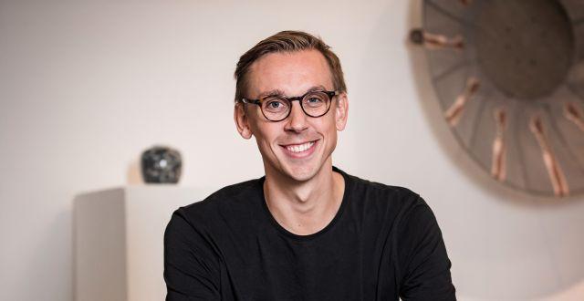 Anders Ringstedt, COO på Klingit.  ROBIN LOFSTROM