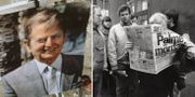 Olof Palme/tidning TT