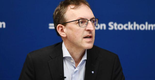 Magnus Thyberg. Carl-Olof Zimmerman/TT / TT NYHETSBYRÅN