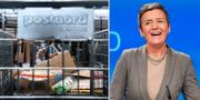 EU:s konkurrenskommissionär Margrethe Vestager. TT