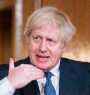 Boris Johnson. Dominic Lipinski / TT NYHETSBYRÅN