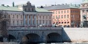 Utrikesdepartementet i Stockholm. Fredrik Sandberg/TT / TT NYHETSBYRÅN