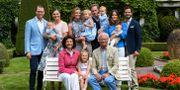 Kungafamiljen, Sollidens slott Jonas Ekströmer/TT / TT NYHETSBYRÅN