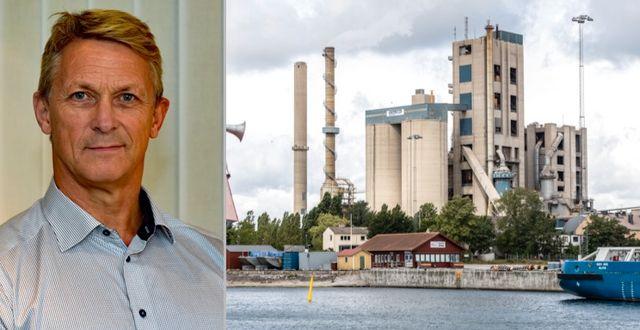 Bengt Olsson.  Pressbild, TT