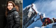 Renata Chlumska/bilder från årets säsong på Mount Everest TT