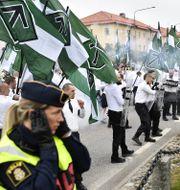 NMR-demonstration.  Björn Larsson Rosvall/TT / TT NYHETSBYRÅN