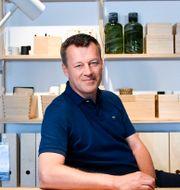 Arkivbild: Jesper Brodin, vd för Ingka Group, som driver Ikeavaruhus runt om i världen.  Johan Nilsson/TT / TT NYHETSBYRÅN