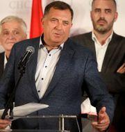 Milorad Dodik MILAN RADULOVIC / AFP