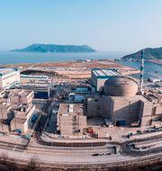 Illustrationsbild. Annat kärnkaftverk i Kina: Taishan Nuclear Power Plant i Guangdong. Wikimedia Commons/EDF Energy