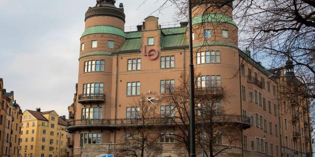 LO-borgen i Stockholm. Martina Holmberg / TT / TT NYHETSBYRÅN
