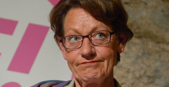 Gudrun Schyman.  JANERIK HENRIKSSON / TT / TT NYHETSBYRÅN
