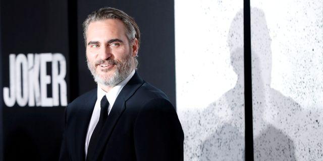 Joaquin Phoenix. Mario Anzuoni / TT NYHETSBYRÅN