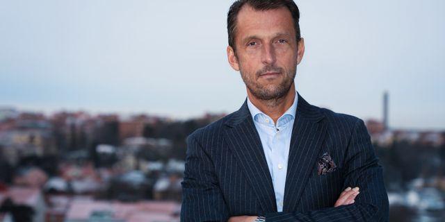 Andreas Regnell, strategichef på Vattenfall.  Elisabeth Redlig