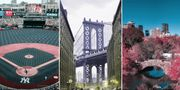 Den brittiska optikerkedjan Lenstore har i samarbete med organisationen Color Blind Awareness släppt ett fotogalleri som visar hur New York City kan se ut för människor som lever med färgblindhet. Lenstore