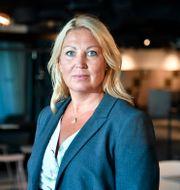 Lärarförbundets ordförande Johanna Jaara Åstrand. Arkivbild. Anders Wiklund/TT / TT NYHETSBYRÅN