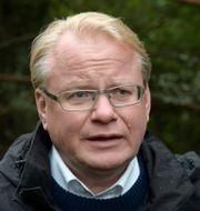 Peter Hultqvist.  Anders Wiklund/TT / TT NYHETSBYRÅN