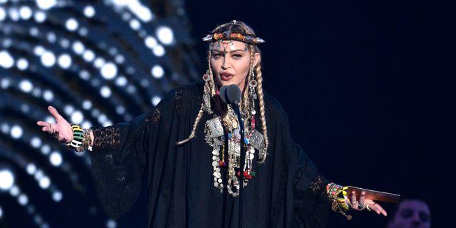 Madonna. Chris Pizzello / TT / NTB Scanpix