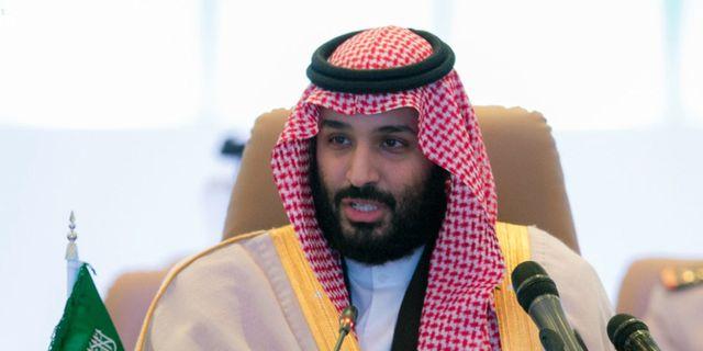 Muhammed bin Salman. TT NYHETSBYRÅN