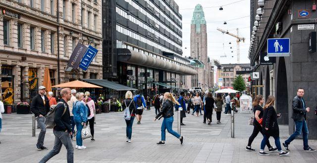 Helsingfors. Wiktor Nummelin/TT / TT NYHETSBYRÅN