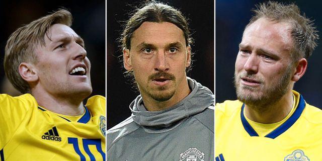 Zlatan har inte gett upp om gruppseger