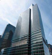 Huvudkontoret i New York.  JOHANNES EISELE / TT NYHETSBYRÅN