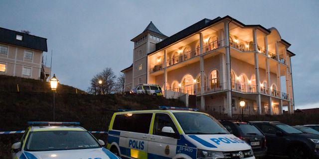 Johannesbergs slott i Rimbo norr om Stockholm.  Janerik Henriksson/TT / TT NYHETSBYRÅN