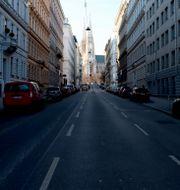 Wien. Ronald Zak / TT NYHETSBYRÅN