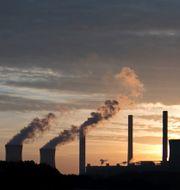 Plant Scherer, en av USA:s största koldioxidutsläppare Branden Camp / TT / NTB Scanpix