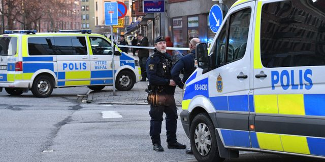 Polisen fruktar hamnd efter skott mot liga