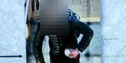 Polisen gick ut med bild på den efterlyste mannen. Norska polisen
