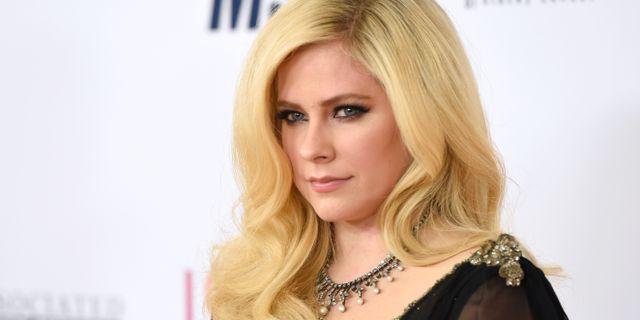 Avril Lavigne Chris Pizzello / TT NYHETSBYRÅN/ NTB Scanpix