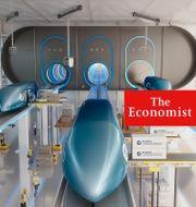 Illustration: Virgin Hyperloop One