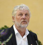 Peter Eriksson. ALI LORESTANI/TT / TT NYHETSBYRÅN
