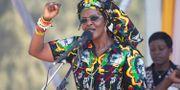 Grace Mugabe. Tsvangirayi Mukwazhi / TT NYHETSBYRÅN/ NTB Scanpix