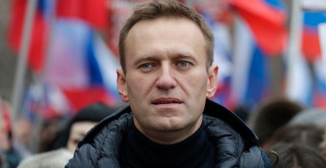 Aleksei Navalnyj. Pavel Golovkin / TT NYHETSBYRÅN/ NTB Scanpix