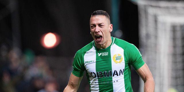 Nikola Djurdjic hamnade på en delad fjärdeplats i Allsvenskan förra säsongen. Nu kan han vara på väg till Kina. JOHAN AXELSSON / BILDBYRÅN