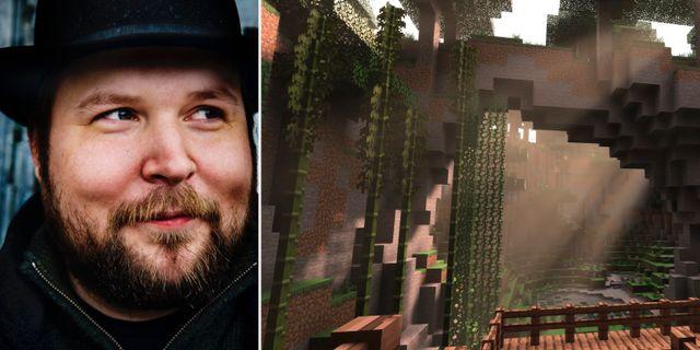 "Minecraftmiljardären Markus ""Notch"" Persson TT"