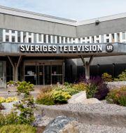 Sveriges Television i Stockholm.  Christine Olsson/TT / TT NYHETSBYRÅN