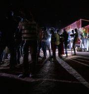 Ett flyktingläger i Sudan som tar emot flyktingar från Etiopien. Nariman El-Mofty / TT NYHETSBYRÅN