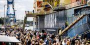 Marin festival i Rotterdam i september. KOEN VAN WEEL / ANP
