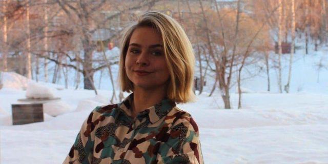 Amandah Andersson. Centerkvinnorna