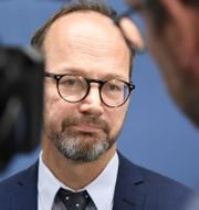 Infrastrukturminister Tomas Eneroth (S)  Thommy Tengborg/TT / TT NYHETSBYRÅN