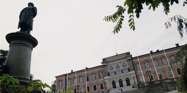 Arkivbild Uppsala universitet.  FREDRIK PERSSON