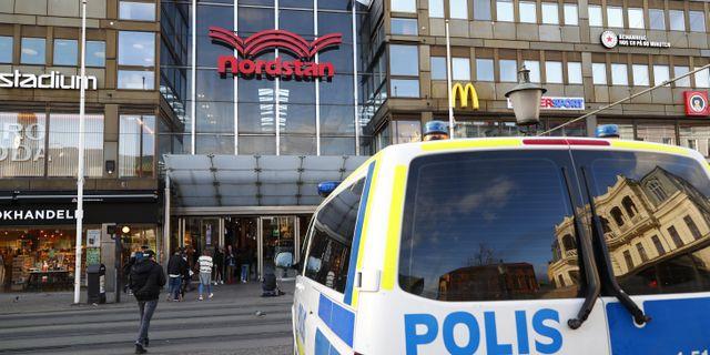 Nordstan. Thomas Johansson/TT / TT NYHETSBYRÅN