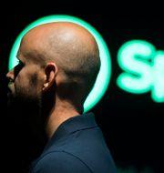 Spotifys grundare Daniel Ek. Henrik Montgomery/TT / TT NYHETSBYRÅN