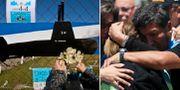 44 människor befann sig ombord på ubåten.  TT/AP