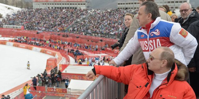 Rysslands damer kan stoppas fran os